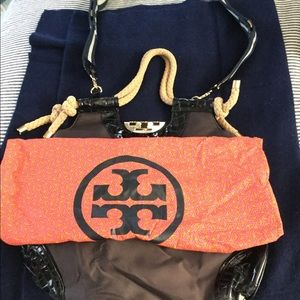 Tory Burch Nylon bag with removable shoulder strap